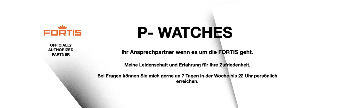 P- Watches