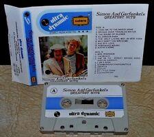 SIMON AND GARFUNKEL'S  GREATEST HITS                               Cassette Tape