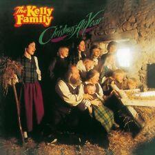 THE KELLY FAMILY / CHRISTMAS ALL YEAR * NEW CD 2017 * NEU *