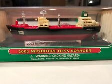2001 Hess Miniature Voyager