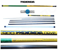 Canna Phenomena Roubasienne 9,50Mt in Carbonio Innesti Pesca Carpodromo Carpa tp