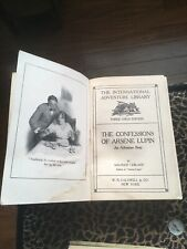 The Confessions Of Arsene Lupin - Three Owls Edition Maurice le Blanc