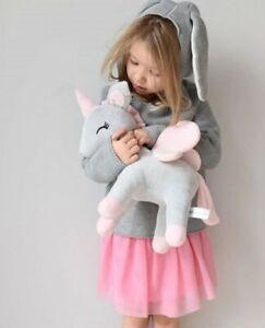 Cute Unicorn Soft Giant Plush Jumbo Toys Stuffed Animal Doll Kids Birthday Gifts