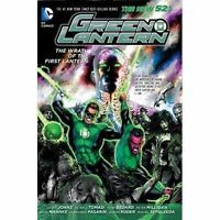 Green Lantern: Wrath of the First Lantern TP (The New 52) by Geoff Johns...