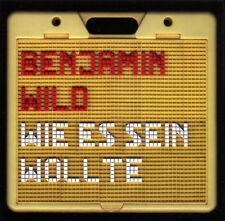 BENJAMIN WILD = wie es sein wollte = MINIMAL ELECTRO DEEP & TECH HOUSE GROOVES !