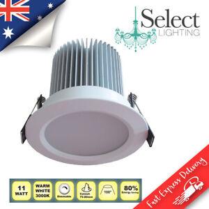 LUMINA - NEW - LED COB 11 watt Downlight 3000K Warm White Dimmable