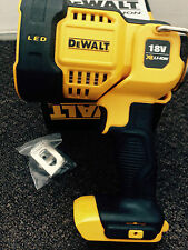 Dewalt DCL043 18v XR Spotlight/Torch Body Only 1000 Lumen - WARRANTY!