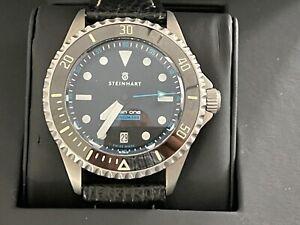 Steinhart Ocean One Titanium Premium Ceramic, Automatik OVP defekt
