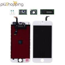 TOUCH SCREEN LCD DISPLAY RETINA PER APPLE IPHONE 6 PLUS VETRO SCHERMO BIANCO
