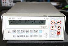 HP Agilent Keysight 3478A Digital Multimeter. Used.