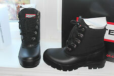 HUNTER GREGG BLACK MEN BOOTS #9us $199