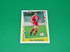 PANINI FOOTBALL SUPERFOOT 1998-1999 TONY CASCARINO AS NANCY LORRAINE ASNL PICOT