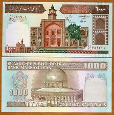 Iran, 1000 Rials, ND (1982-2002), P-138 (138f), UNC