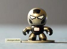 Iron Man 3 Micro Muggs Series 1 Silver and Black Armor