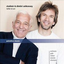 Vladimir & Dimitri Ashkenazy: Father & Son, New Music