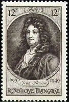"FRANCE TIMBRE STAMP N°848 ""JEAN RACINE"" NEUF XX TTB"
