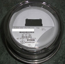 ITRON - WATTHOUR METER (KWH) C1S - CENTRON - 240 VOLTS, FM2S, 200 AMPS, 4 LUGS