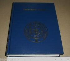 Knox County Indiana IN Vincennes Businesses School Family History Genealogy 1988
