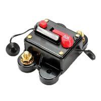 fusible de reemplazo de linea de audio de estereo de 80A AMP de 12V-24V G2G6