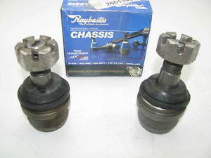 (2) Raybestos 500-1070 Suspension Ball Joint - Front Upper - PAIR AS SHOWN