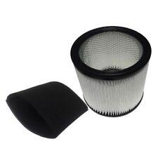 1set Foam & HEPA Filter for Shop-Vac LB650C QPL650 5 Gallon & Up Wet&Dry Vacuums