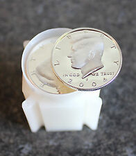 (20) 2004 S Kennedy Proof DCAM Silver Half Dollars 1 Roll **90% Silver**
