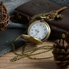 PENDANT POCKET WATCH XMAS Gift Vintage Sophisticated Brand New Gadget Toy Chain