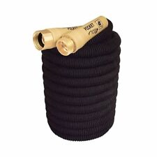 TELEBRANDS Top Brass Bullet As Seen On TV 3/4 in. x 75 ft. L Garden Pocket Hose