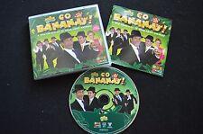 THE WIGGLES KYLIE MINOGUE GO BANANAS RARE AUSTRALIAN CD! ABC TV
