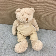 Theophile et Patachou Teddy Bear Soft Toy Comforter 12""