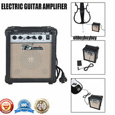 NEW SMALL 10-WATT ELECTRIC GUITAR PRACTICE AMPLIFIER POWER AMP USA FREE SHIP MG