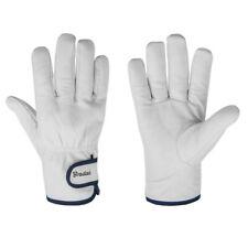 Arbeitshandschuhe aus Ziegenleder Handschuhe Winterinnenfutter Bradas 3484