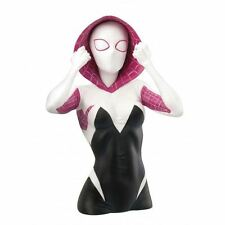 Spider-Gwen Bust Bank - Marvel Monogram International Collectible Display NEW