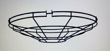 Sea Gull Lighting Barn Light Black Cage ONLY  97374-12