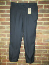 Jaeger Men's Navy Trousers Size 36R BNWT RRP £140