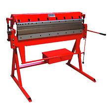 913973 Abkantbank Schwenkbiegemaschine Blechbiegemaschine 1,5 x 1050 mm 24386