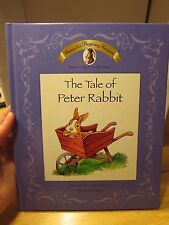 The Tale of Peter Rabbit Hardcover Book by Beatrix Potter 2003