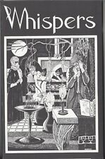 WHISPERS 6-7 (v2, n2-3), Jun 1974 [Wellman, Wagner, & co,]  **NEW** *UNREAD*
