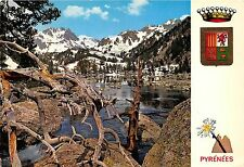 BR11113 Le haute montagne au printemps Pyrenees   france