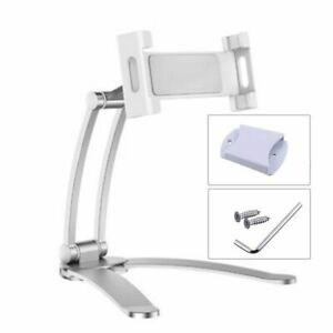 Phone Tablet Holder Desk Stand Aluminum Foldable Mount Cradle For iPad Sony HTC