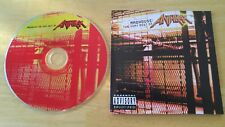 PA ANTHRAX MADHOUSE VERY BEST OF 2001 CD mint! A.I.R. BRING THE NOISE ANTISOCIAL