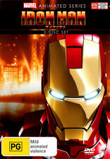 Marvel Anime: Ironman - The Complete Series * NEW DVD * (Region 4 Australia)