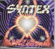 SYNTEX - The glory of love CDM 4TR Happy Hardcore 1994 (Maad records)