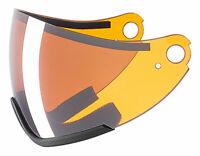 uvex - hlmt 300 visor ess - Farbe: sl-lasergold - single lens S1