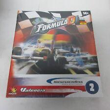 Asmodee Formula D Board Game Valencia/Hockenheim Ring Expansion NEW
