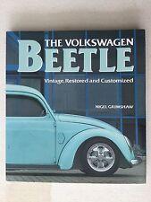 VW VOLKSWAGEN BEETLE VINTAGE RESTORED AND CUSTOMISED NIGEL GRIMSHAW