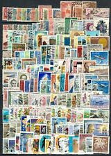 Iceland Lot  of 185 Old and new Stamps stamps. Used.