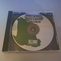 Warcraft 2 Beyond The Dark Portal Expansion Set MS-DOS CD-ROM Blizzard Ent.
