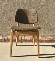 Stakmore Mid Century Modern Folding Chair Wood Portable