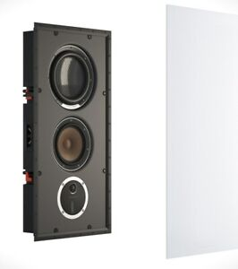 """DALI PHANTOM S-180 8"""" and 10"""" In-Wall In-Ceiling Passive Wide Dispersion Speaker"""